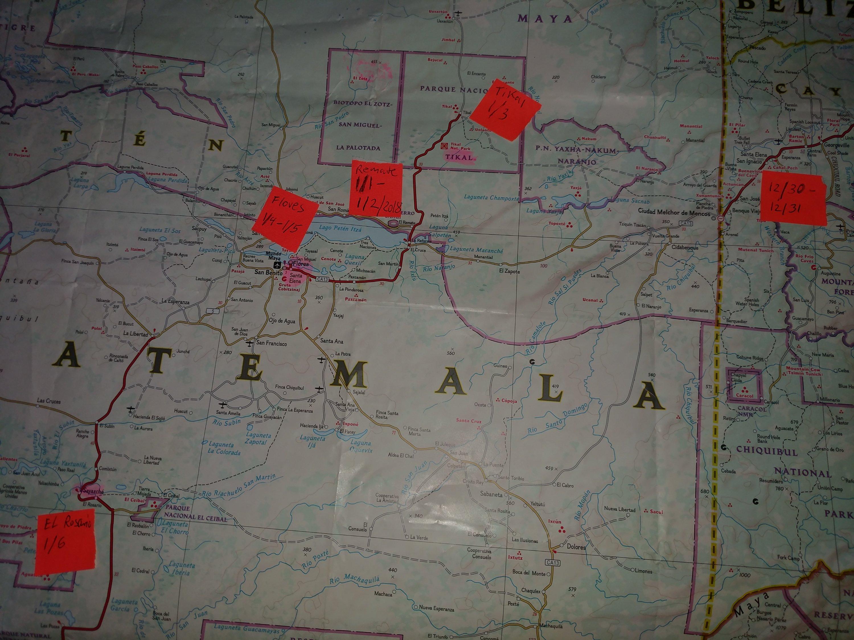 North Guatemala